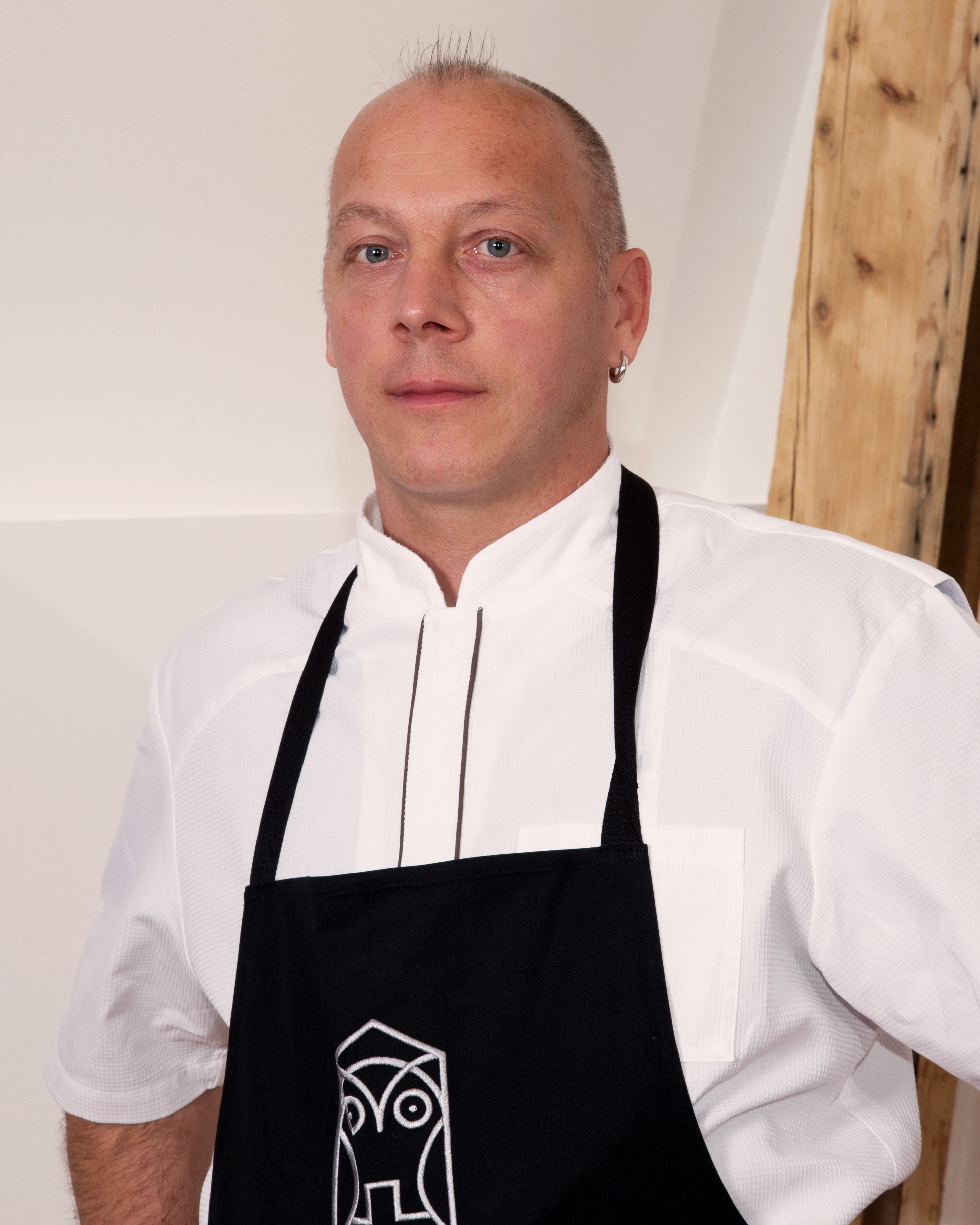 Christophe, aide cuisine